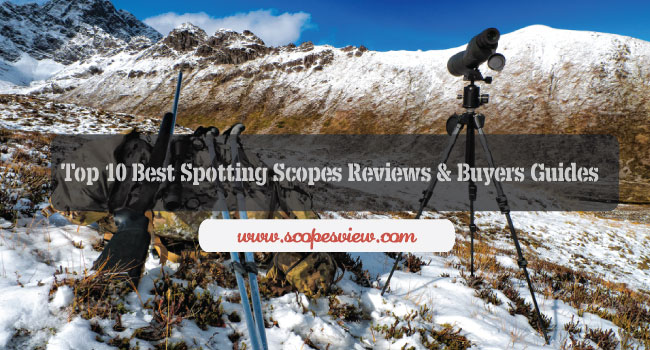 Best Spotting Scopes Reviews