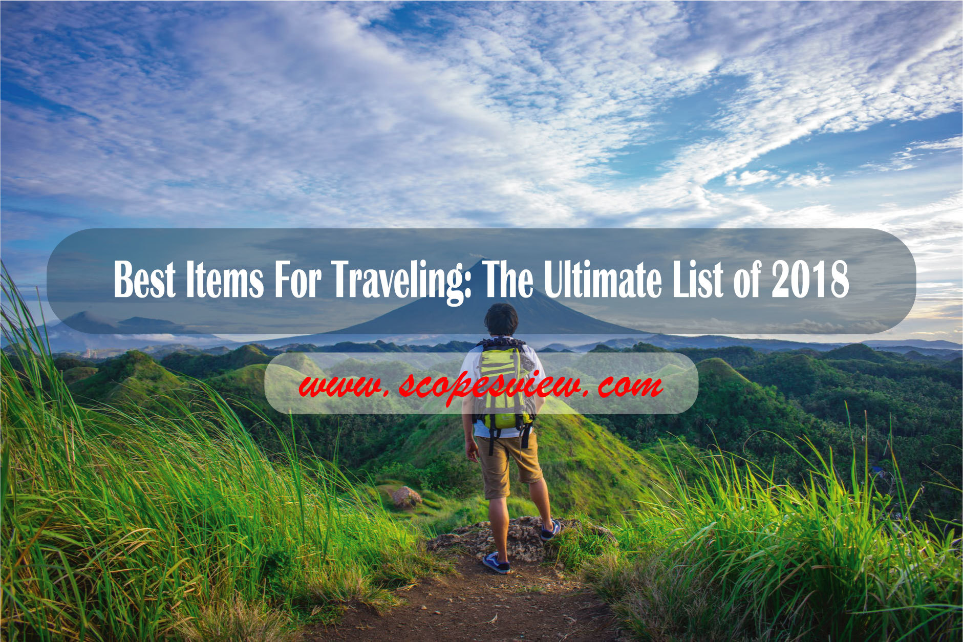 best items for traveling